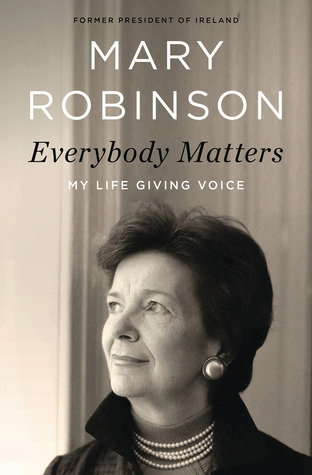 Mary Robinson everybody matters review