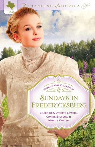 Free Download Sundays in Fredericksburg (Romancing America) PDF by Lynette Sowell, Eileen Key, Connie Stevens, Marjorie Vawter