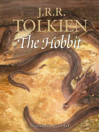 The Hobbit Illustrated by Alan Lee J.R.R. Tolkien epub download and pdf download