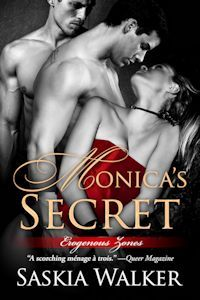 Monica's Secret (Erogenous Zones, #1)