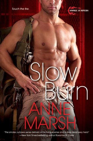 Slow Burn by Anne Marsh