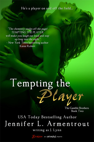 Post Thumbnail of Review: Tempting the Player by J. Lynn