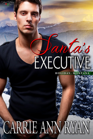 Santa's Executive (Holiday, Montana, #2)