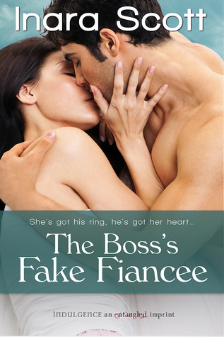 Post Thumbnail of Dual Review: The Boss's Fake Fiancée by Inara Scott