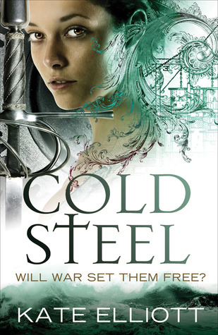 Cold Steel (The Spiritwalker Trilogy #3)