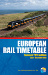 European Rail Timetable Summer 2013