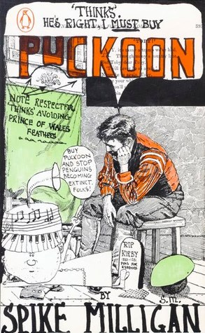 Puckoon by Spike Milligan