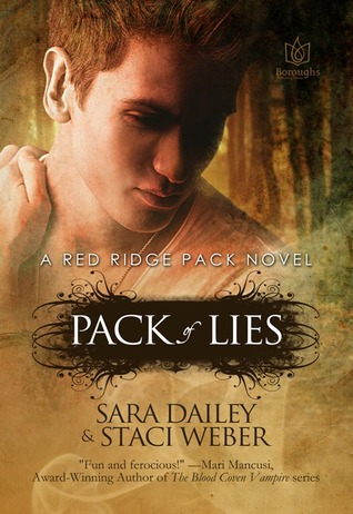Pack of Lies (Red Ridge Pack, #1)