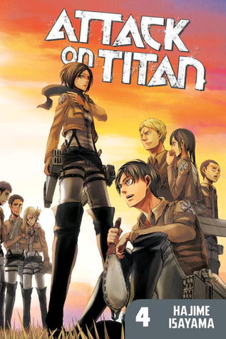 Download free Attack on Titan, Vol. 4 (Attack on Titan #4) DJVU by Hajime Isayama