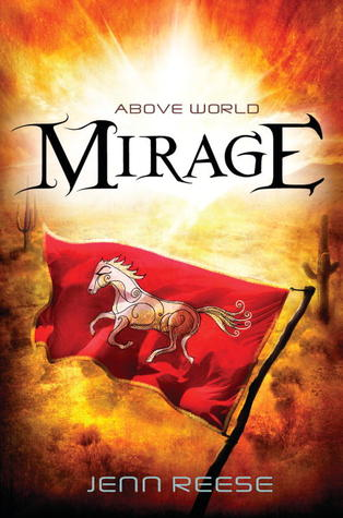 4 Stars: Mirage by Jenn Reese