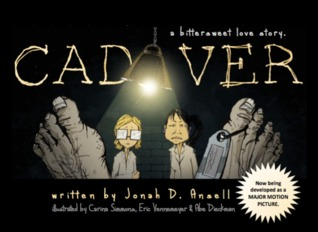 Review: Cadaver by Jonah Ansell