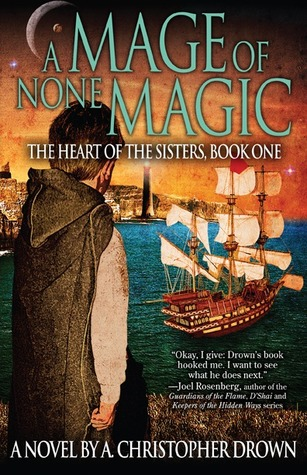 A Mage of None Magic (The Heart of the Sisters, #1)