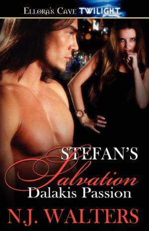 Stefan's Salvation by N.J. Walters
