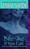 Bite Me If You Can by Lynsay Sands
