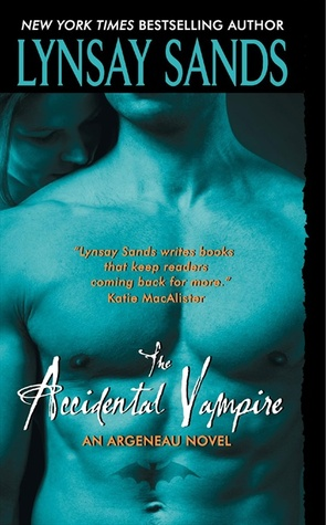 The Accidental Vampire by Lynsay Sands