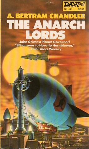 The Anarch Lords (John Grimes, #13)