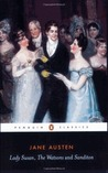 Lady Susan, the Watsons, Sanditon: WITH the Watsons (English Library)