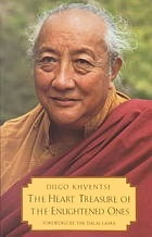 The Heart Treasure of the Enlightened Ones by Dilgo Khyentse