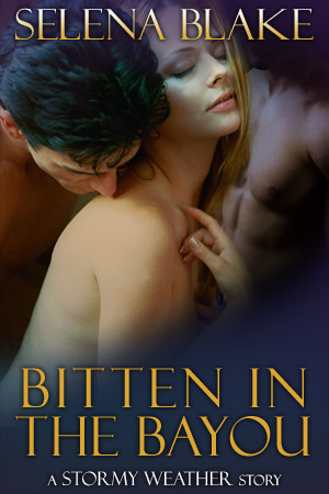 Bitten in the Bayou by Selena Blake