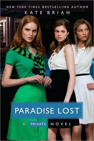 Paradise Lost by Kate Brian