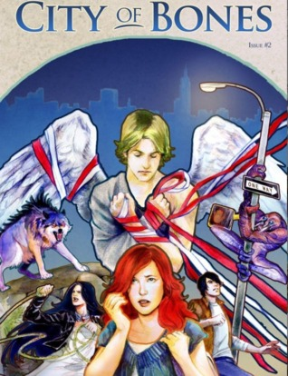 City of Bones (City of Bones: Graphic Novel PART 2) epub download and pdf download