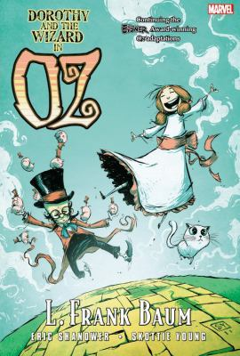 Oz: Dorothy and the Wizard in Oz (Marvel