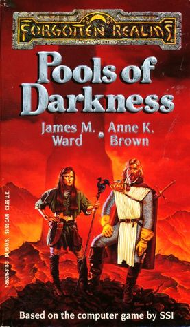 Pools of Darkness by James M. Ward