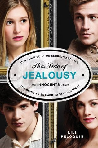 This Side of Jealousy (The Innocents, #2)