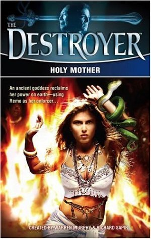 Holy Mother by Tim Somheil