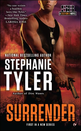 Surrender (Section 8, #1)