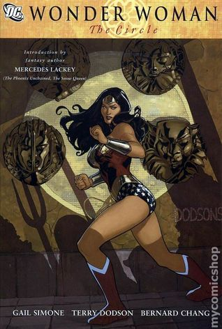 Wonder Woman, Vol. 4: The Circle