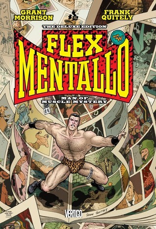 Flex Mentallo by Grant Morrison