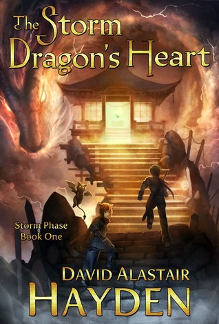The Storm Dragon's Heart