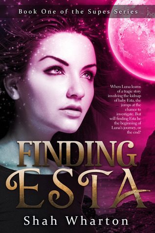 Finding Esta #1 The Supes Series