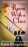 Room with a Clue  (Pennyfoot Hotel Mystery #1)