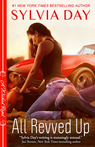 All Revved Up (Dangerous, #1)