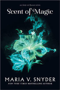 Scent of Magic  (Healer #2)