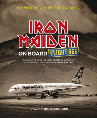 On Board Flight 666. by Iron Maiden by John McMurtrie