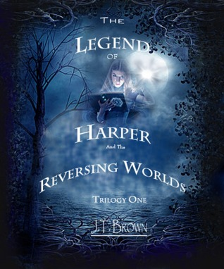 The Legend of Harper and the Reversing Worlds, Trilogy 1