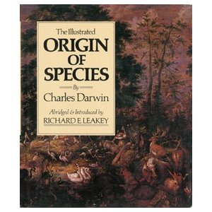 The Illustrated Origin of Species by Charles Darwin