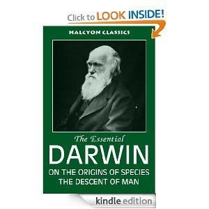 The Origin of Species/The Descent of Man by Charles Darwin