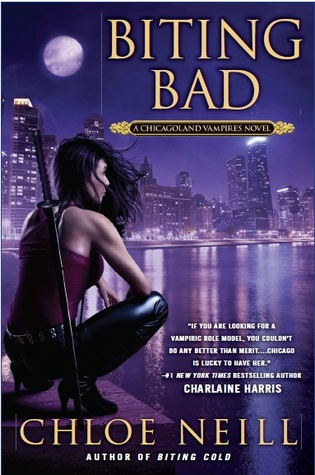 Biting Bad by Chloe Neill (Chicagoland Vampires #8)