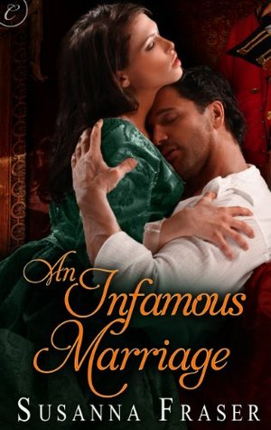 Post thumbnail of Review: An Infamous Marriage by Susanna Fraser