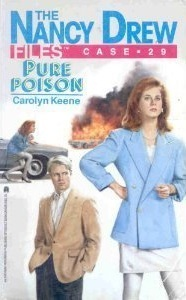 Pure Poison (Nancy Drew: Files, #29)