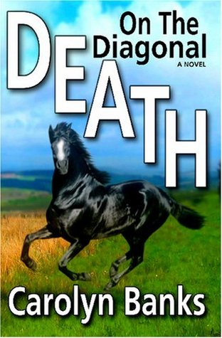 Death On The Diagonal by Carolyn Banks
