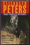 Three Complete Amelia Peabody Mysteries: Crocodile On The Sandbank, The Curse Of The Pharaohs, The Mummy Case