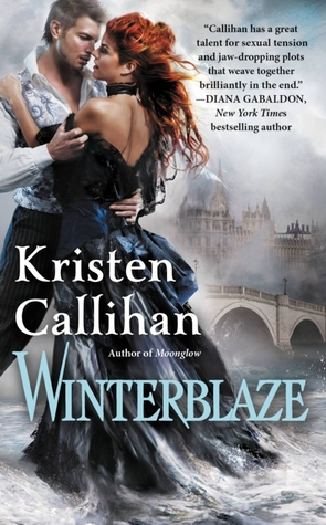 Release-Day Review: Winterblaze by Kristen Callihan (Darkest London #3)