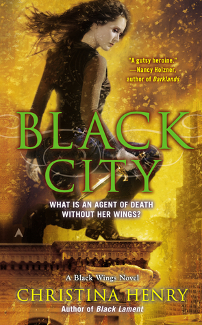 Review: Black City by Christina Henry