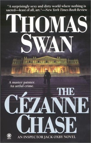 The Cézanne Chase by Thomas Swan