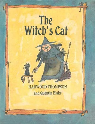 The Witch's Cat by Harwood Thompson